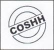 COSHH regulated - Control of Substances Hazardous to Health