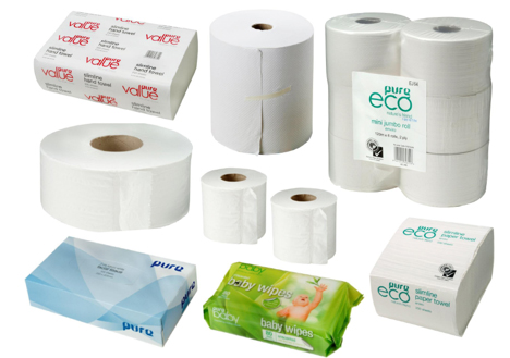 Office cleaning service - Consumables Supplies